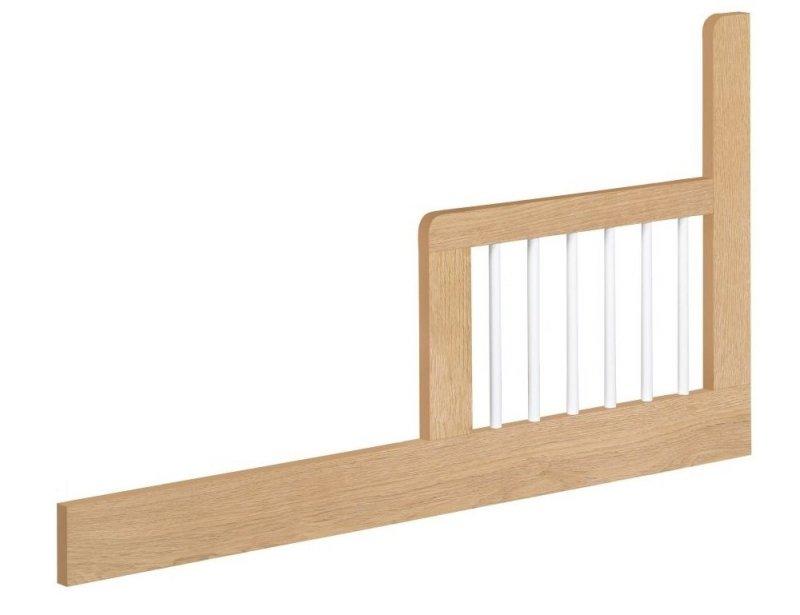 Łóżeczko SOFIE BUK  120/60  ( opcja barierka boczna )KLUPŚ