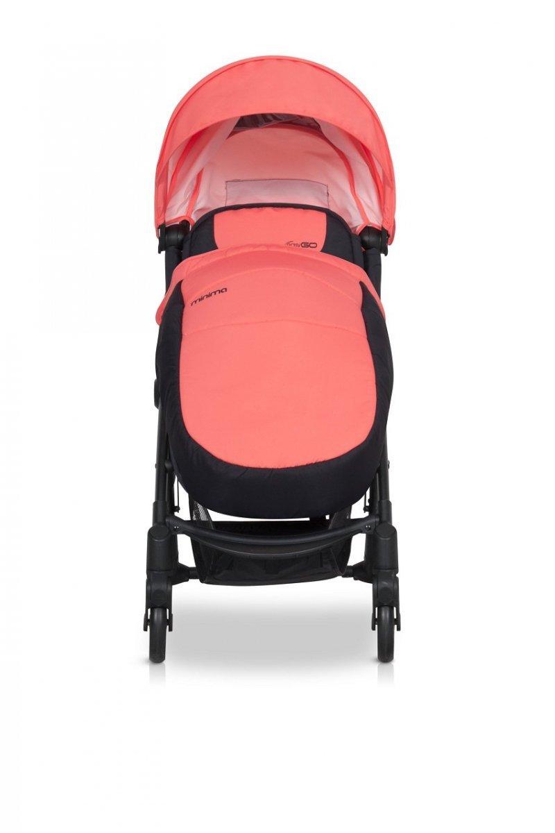 Wózek spacerowy MINIMA marki EasyGo tylko 6 kg+ pokrywka+pokrowiec transportowy+folia