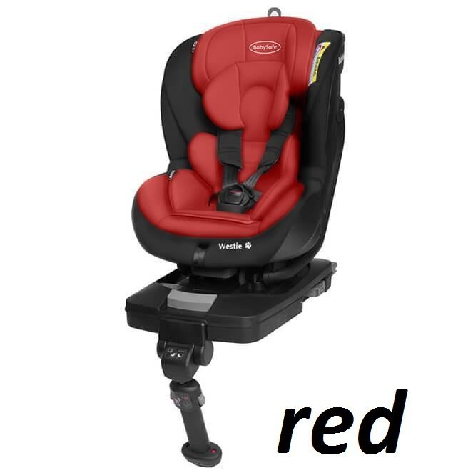 fotelik  Westie 2.0 isofix 0-18 kg BabySafe
