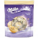 Milka wigilijne kulki czekoladowe z białej czekolady 90g