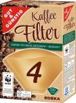 Filtry do Kawy Ekspresu rozmiar 4 100 szt. WWF