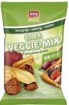 XOX Wegańskie Chipsy Warzywne Z Solą Morską 80g