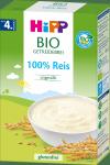 Hipp Bio Bezmleczna Kaszka Płatki Ryżowe B/Glutenu 4m
