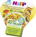 Hipp Bio Paella na tacce z Warzywami i Kurczakiem 12m 250g