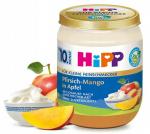 HIPP BIO Jogurt Grecki Brzoskwinie Mango Jabłko 10m