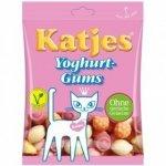 Katjes Yoghurt-Gums Jogurtowe Żujki B/Żelatyny Wege