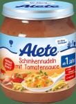 Alete Bio Makaron Sos Pomidorowy z Szynką 250g 12m
