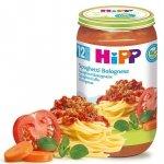 Hipp Bio obiadek Spaghetti Bolognese z Wołowiną 12m 250g