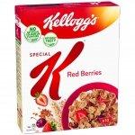 KELLOGG'S Red Fruit Płatki zbożowe 1,6% Tłuszczu Dieta