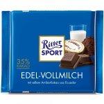 Ritter Sport Edel Vollmilch Czekolada Mleczna 35% Arabica