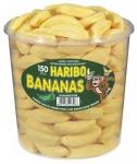 Haribo żelki Bananas pianki w posypce 150 szt 1050g