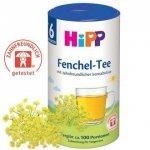 Hipp Herbatka Koperkowa z Izomaltulozą 6m 100 porcji