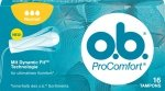 OB Pro Comfot Normal 16 szt Tampony Niemieckie