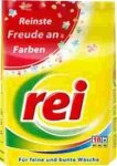Rei Niemiecki proszek Wełny Jedwabiu Coloru 18