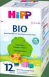HiPP BIO Mleko nastepne dziecka od 12 miesiąca 600g