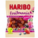 Haribo Fruitmania Berry Żelki Owocowe Jagody 175g