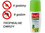 S-quito Spray Komary Kleszcze Tropikalne do 8h