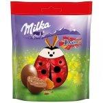 Milka Wielkanocne Czekoladowe Cukierki Karmelki Daim