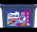 Coral Color 3w1 koncentrat kapsułki do prania Koloru 18