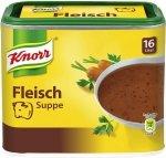 Knorr Fleisch Suppe bulion mięsny zupa instant 16L