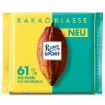 Ritter Sport Ciemna Czekolada 61% Kakao z Nikaragua 100g
