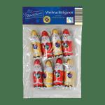 Wintertraum Czekoladowe figurki Mikołaje 100 g