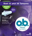 OB Flexia Super Plus 36 szt Tampony Niemcy Dzien Noc