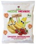 Erdbar Chrupki Kukurydza Banan Truskawka Serduszka