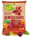 Kuhne Wegańskie Chipsy Warzywne Z Papryką 75g