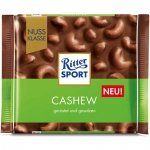 Ritter Sport Cashew Mleczna czekolada Nerkowce 100g