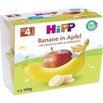 HIPP BIO Mus owocowy Jabłko Banan 4x100g 4m