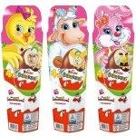 Kinder Mix Jajko Wielkanocny zestaw Różowy