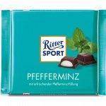 Ritter Sport Pfefferminz Ciemna Czekolada Mięta 100