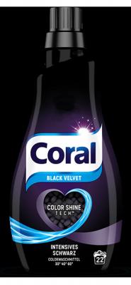 Coral Velvet koncentrat do prania Czarnego 22p