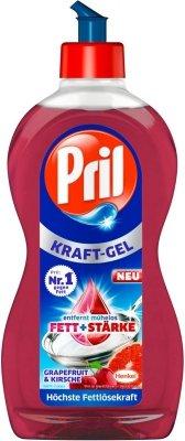 Pril płyn do mycia naczyń Grapefruit Czereśnia 600