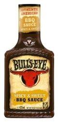 Bull's Eye Spicy-Sweet Sos Amerykański BBQ