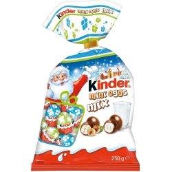Kinder Mini Mix Jajeczek Czekoladowych Wigilijnych