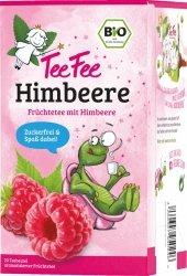 TeeFee BIO Herbatka Malinowa 100% Natural Wegan