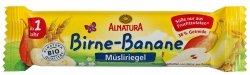Alnatura Bio Batonik Gruszka Banan Zboża 25g po 1 roku