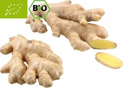 Ekologiczny Bio Imbir 200g kl 1