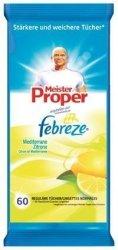 60x Proper chusteczki czyszczenia Febreze Citrone