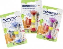 Dontodent klepsydra minutnik do nauki mycia zębów