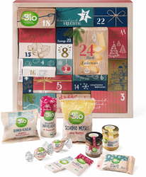 Kalendarz Adwentowy BIO EKO Smakołyki Spożywcze