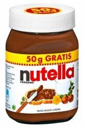 Nutella krem do smarowania orzechy laskowe 500g