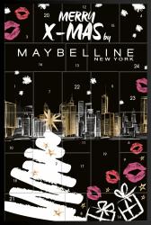 Maybelline Kalendarz Adwentowy z Kosmetykami 2019