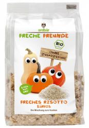 Erdbar Bio Ekologiczne Risotto Ryż z Dynią Cukinią 250g