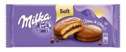 Milka Cake Choc Soft ciasteczka biszkoptowe z nadzieniem 150g