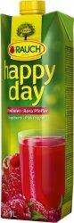 Rauch Happy Day Różowy Pieprz Malina Naturalny Sok Niemcy
