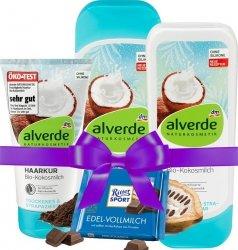 Alverde Zestaw Prezentowy Naturalnych Kosmetyków Włosy