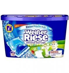 Weisser Riese kapsułki do prania Uniwersalne 16